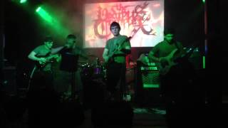 "The Oedipus Complex - ""Transmitter/Deceiver"" live 5-29-13"