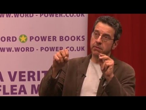 George Monbiot talking in Edinburgh