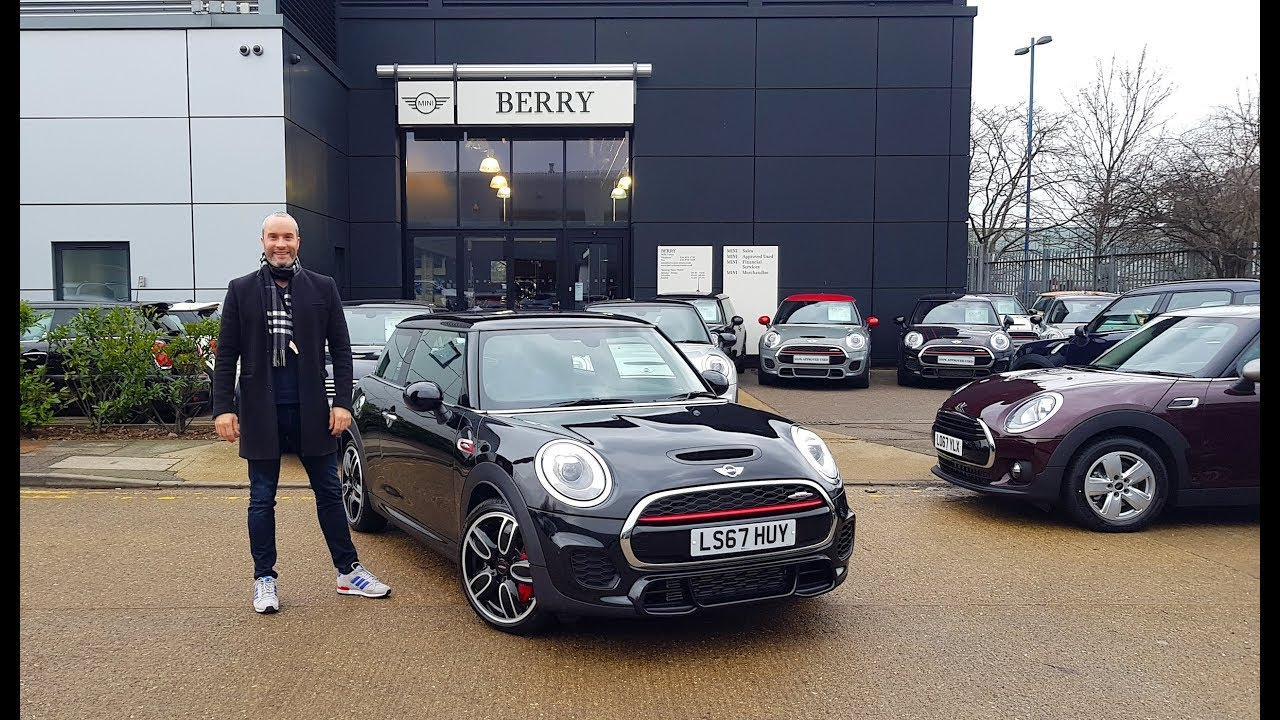 2018 Mini Cooper Jcw Collection Fun Car Bmw Youtube