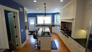 Design Build Kitchen Remodel & Extension In A 1908 Historic Wagner House In Placentia