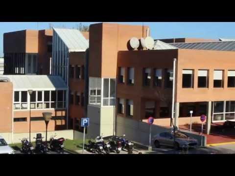 Exterior Facultat Comunicació Universitat Autònoma de Barcelona UAB