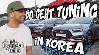 JP Performance - So geht Tuning in Korea! | Inside Hyundai | Teil 5