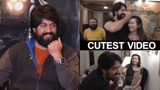 I Trim My Beard Because Of My Wife At Sometimes | Rocking Star Yash | TFPC