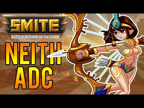 Neith Adc Build Season