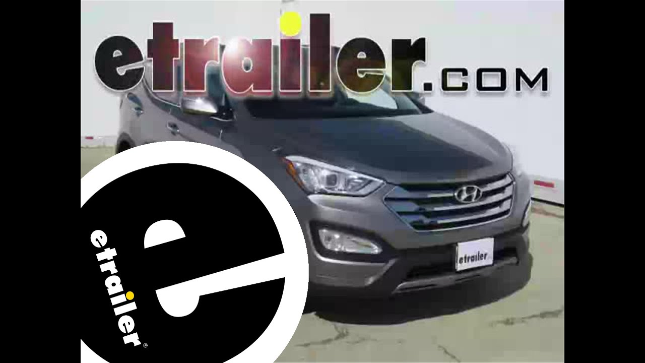 maxresdefault installation of a trailer hitch on a 2014 hyundai santa fe  at bayanpartner.co