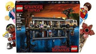 LEGO Очень странные дела / LEGO Stranger Things The Upside Down 75810