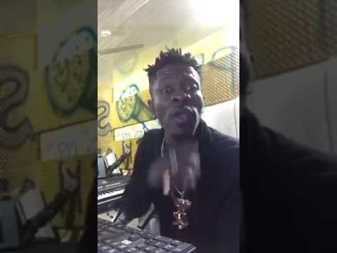 Shatta Wale insults Mark Okraku Mantey