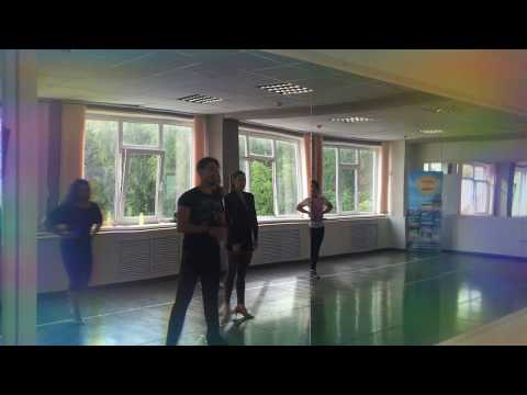Samba🏆Вариация И.Свинцова Денис Дунаев Latin Dance