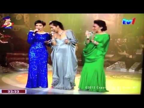 Alyah, Misha Omar & Dayang Nurfaizah (Tak Mungkin Masih Ada Cinta)