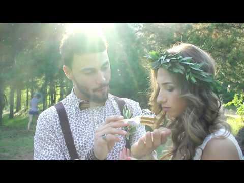Свадьба в Эко стиле. #дримдей