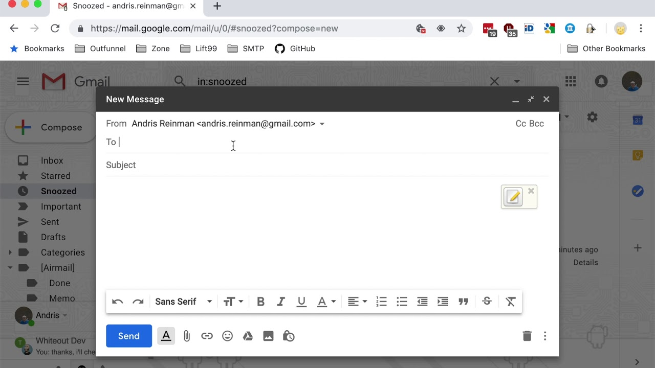 WildDuck Mail Server – Self hosted modern mail server
