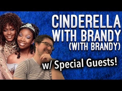 Cinderella with Brandy with Brandy (w/ Special Guests!)