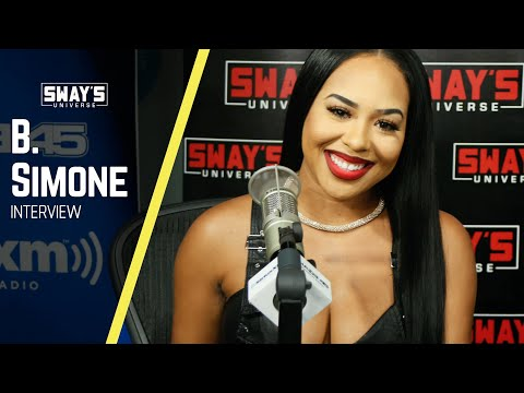 B. Simone Talks About Being A Multi-talented Entertainer, Comedian, Singer and Actress