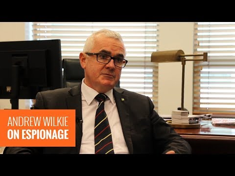 He's one of Australia's most celebrated whistleblowers. And he has a warning for us.