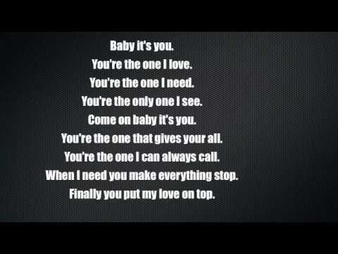 Beyoncé- Love On Top lyrics