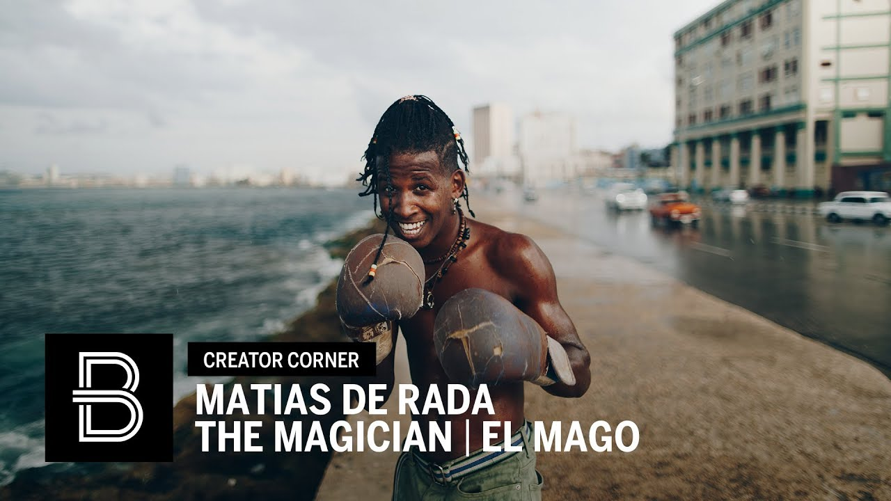 THE MAGICIAN | EL MAGO | By Matias De Rada | Beautiful Destinations