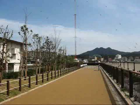 Fukuoka,Japan. RKB radio transmitting station.(RKBラジオ福岡局送信所)