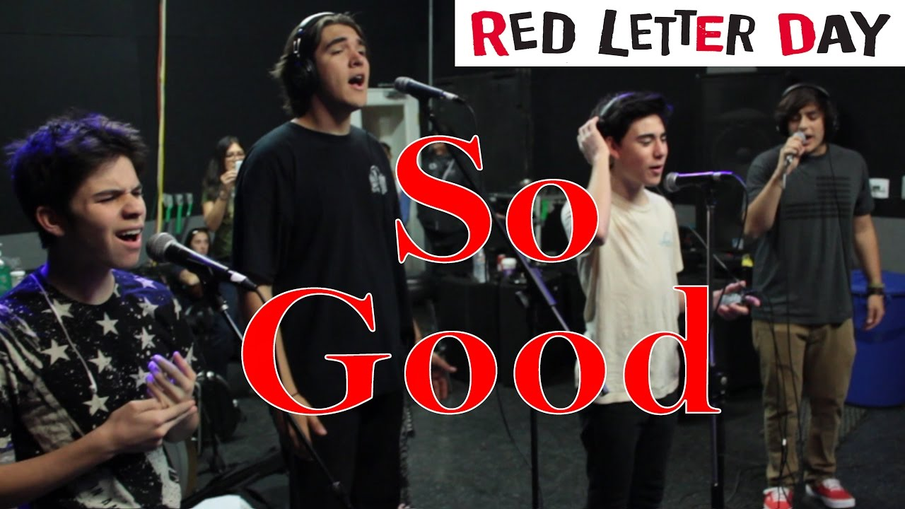red letter day letter day so 24235