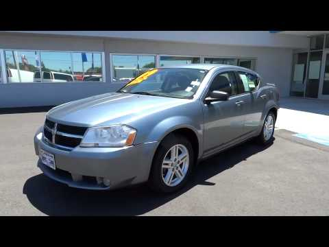 2009 dodge avenger carson city reno yerington northern nevada elko. Cars Review. Best American Auto & Cars Review