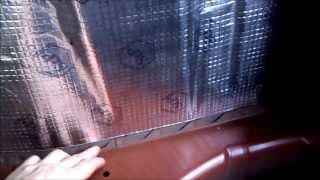 Шумоизоляция задних арок Citroen C4(Установка вибропоглощающиго материала (Вибропласт) на арки задних колес. Изготовление и установка проклад..., 2013-09-12T15:19:48.000Z)