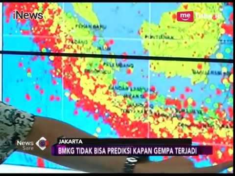 Jangan Panik!! BMKG Prediksi Gempa Berkekuatan 8,7 SR Akan Guncang Jakarta - iNews Sore 02/03