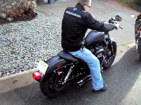 Harley Davidson 883 Kit 1200 – Idea di immagine del motociclo