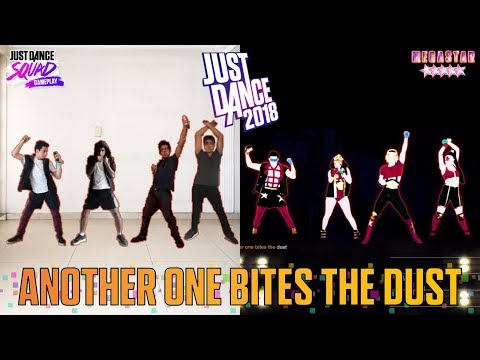Just Dance 2018 - Another One Bites The Dust.