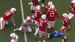 4 Downs: Nebraska quarterback situation following spring game