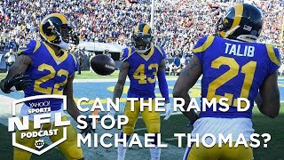 "Yahoo Sports NFL Podcast: ""There's going to be some chain snatching."" 