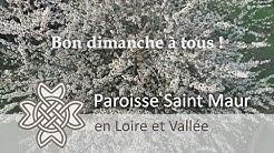 Dimanche29mars2020 - Paroisse Saint Maur