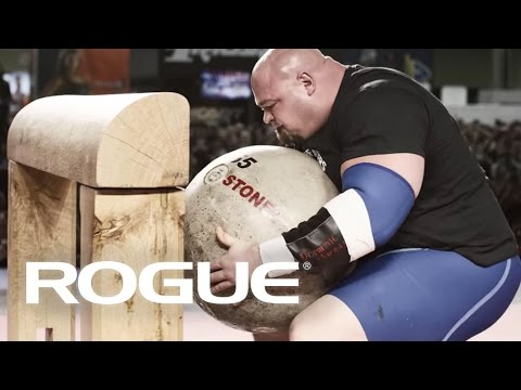 Brian Shaw&39;s World Record 555lb Stone Lift — Extended Cut