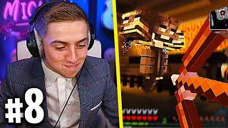 ON AFFRONTE LE BOSS DU WITHER POUR SAUVER LÉA ! (Aventure Minecraft avec Inoxtag #8)