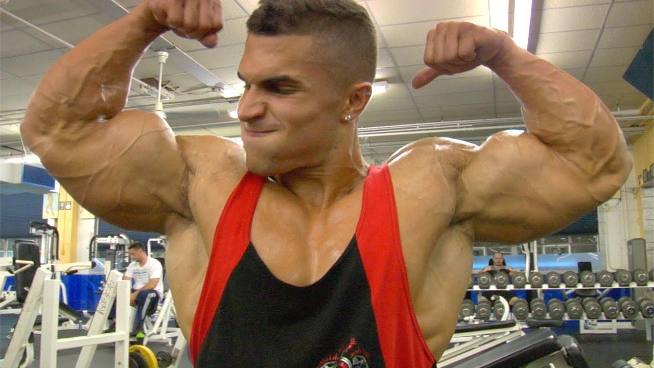 Raciel Castro Power Bodybuilder on Strengthnet.com - YouTube