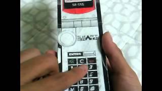 Paper Faiz Phone - Kamen Rider Faiz (555)