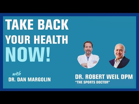 "29: Interview with ""The Sports Doctor"" Dr. Robert Weil"