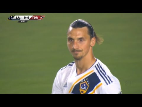 Zlatan Ibrahimovic 2 Goals & Skills Highlights for LA Galaxy 04/07/2019