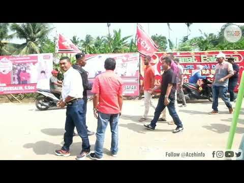 Ketua PNA & Caleg DPRA Bireuen menghadiri Pesta Putri Tgk Darwis Jeunieb
