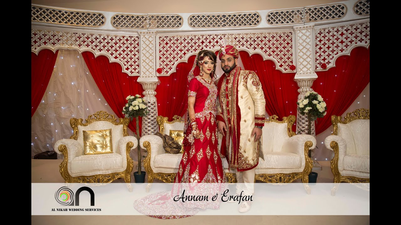 Mehndi Wedding Highlights Of Annam Erafan By Al Nikah Services You