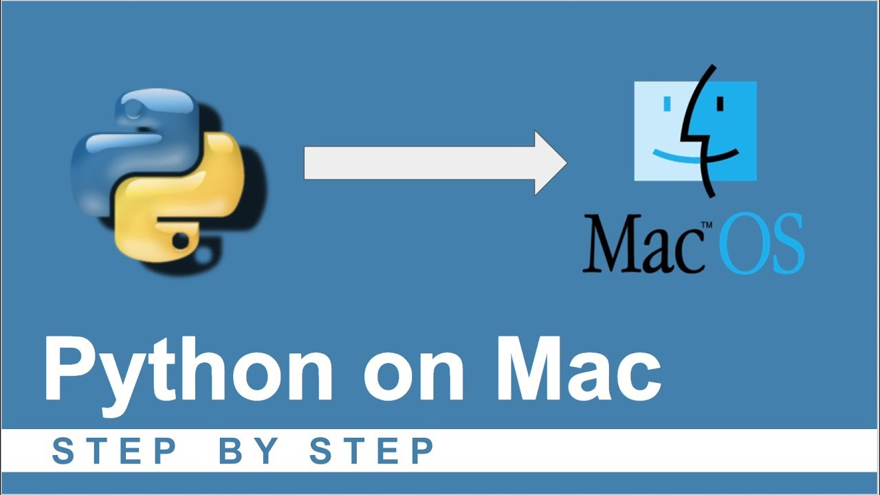 How to install and uninstall PYTHON on MAC