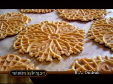 MVL #203 East Utica- Malio makes Pizzelle