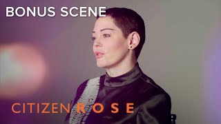 Does Rose McGowan Have the Support of Her Family? | CITIZEN ROSE | E!