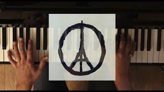 Hommage aux victimes - Vendredi 13 (Improvisation)