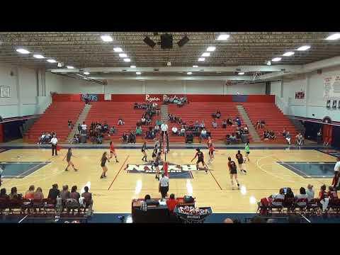 Grace Laukhuf Vball Highlights 102017 Wichita Falls High School vs Denton Ryan High School