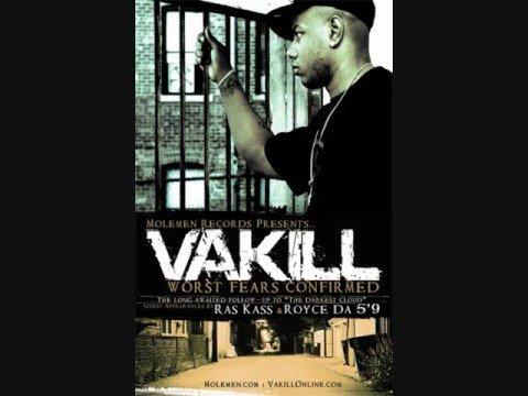 Vakill - The King Meets the Sickest (feat. Royce Da 5'9