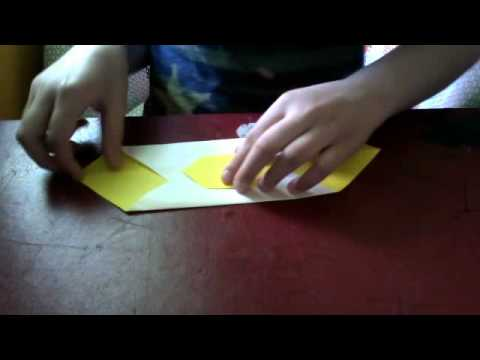 how to make origami egg
