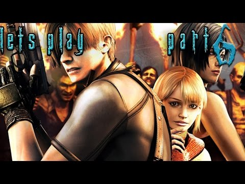 Resident Evil 4 Professional Walkthrough: Part 6 - Ashley Graham (Let's Play/Commentary)