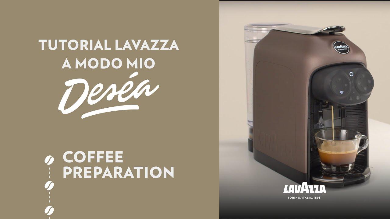 Lavazza Deséa Coffee Preparation