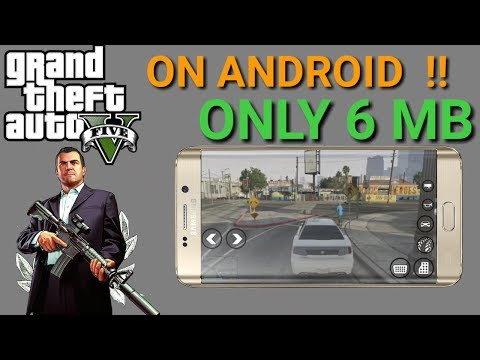 ( Only 6 MB ) How To Download Gta 5    For Android    100% Working    Play Prrof