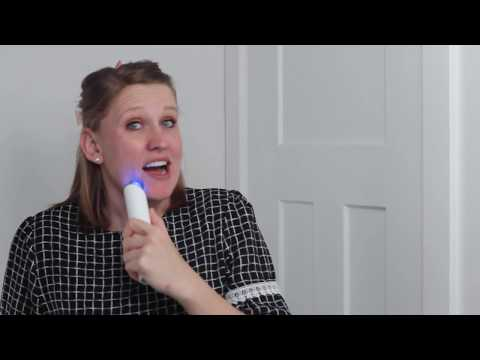 Unboxing & Instructional For Lux Collective Electric Pore Vacuum With Light Therapy