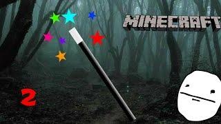 Minecraft (Part 2): MAGIC WAND! Thumbnail